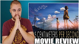 5 Centimeters Per Second - Anime Review