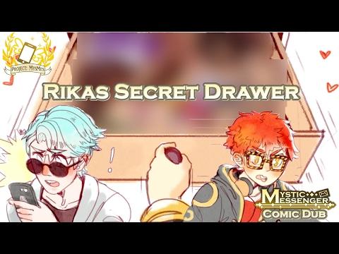 Rika's Secret Drawer (Mystic Messenger Comic Dub)