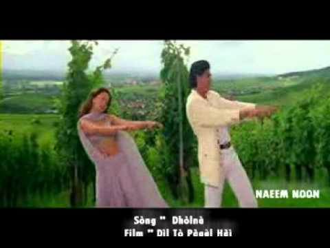 Dholna. dil To Pagal Hai Music Videos