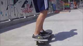 Skate edit at Galit skatepark