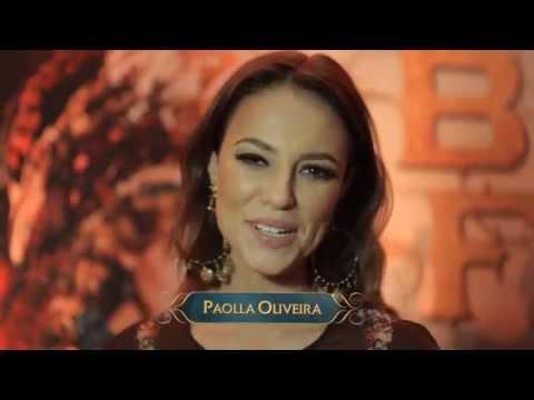 Paolla Oliveira convida para assistir A BELA E A FERA - Hoje nos cinemas