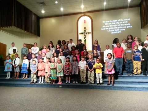 St Matthew Lutheran Church & Holt Lutheran Schools - 05/05/2013