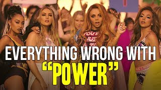"Download Lagu Everything Wrong With Little Mix - ""Power"" Gratis STAFABAND"