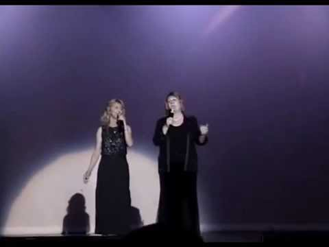 Stiles Sisters performing Sisters and God Bless America