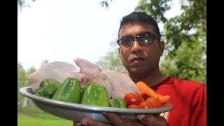 Chicken 65 recipe is prepared in my village