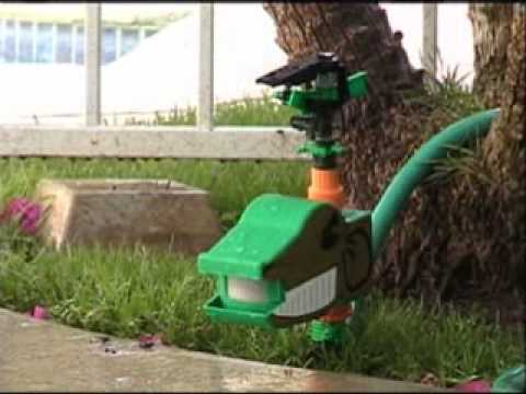 Animal Water Blaster - Motion Detector Sprinkler