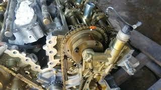 2007/16 ford & Lincon 3.5 water pump (bomba del agua)