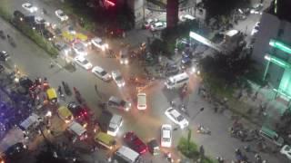 Dhaka city night