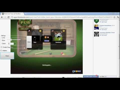 pool live tour aiming lines free download (tutorial)