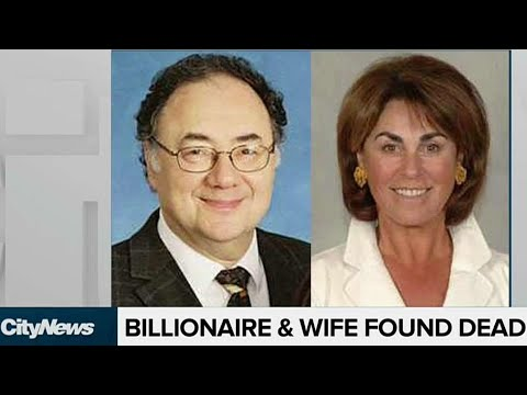 Police investigate deaths of Apotex founder and his wife