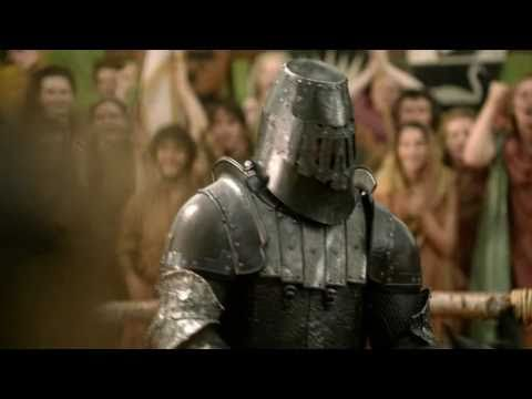 Gregor Clegane at the tournament - Game of Thrones