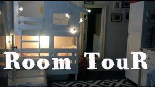 VLOG: Рум Тур. Room Tour 2016. Наша квартира. Семья 4 человека в однушке.