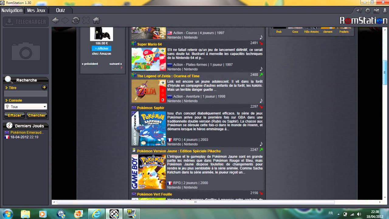 Tuto t l charger des jeux pour pc gratuitement youtube - Telecharger table de mixage gratuit pour pc ...