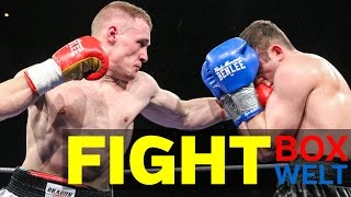 Denis Krieger Vs Deni Gajrabekov 4 Rounds Super Welterweight 02 04 2017 Hamburg