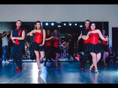 Bachata festival Moscow 2017 - A4G Dance Studio - Ночь бачаты