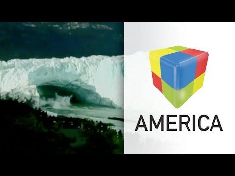 Las mejores imágenes del rompimiento del Glaciar Perito Moreno