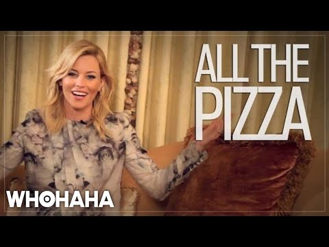 Really Important Questions with Elizabeth Banks: All the Pizza