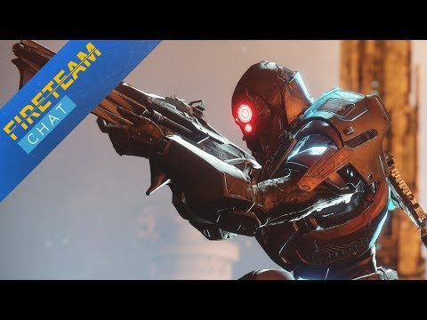 Destiny 2: Curse of Osiris Reactions and New Details! - Fireteam Chat Ep. 136