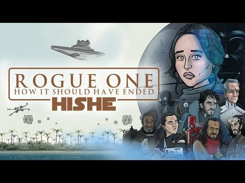 How Star Wars Rogue One Should Have Ended
