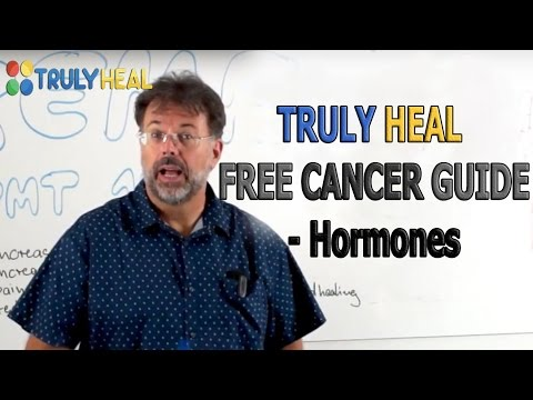 TRULY HEAL FREE CANCER GUIDE - Hormones