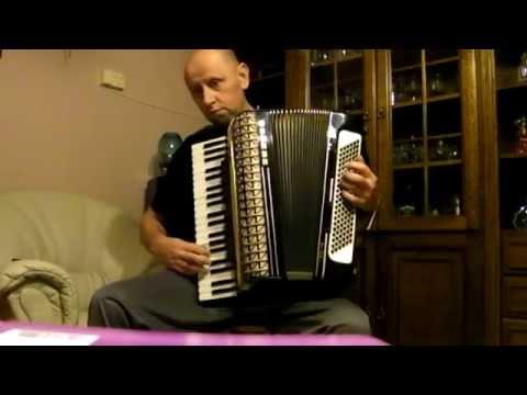Piosenka O Sąsiedzie (papa- Paparapa- Papa)- наш сосед- Akordeon video