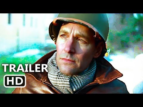 THE CATCHER WAS A SPY Official Trailer (2018) Paul Rudd, Sienna Miler, Guy Pearce Movie HD