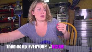 JEM BUiLDS 💖 Her First Axial SCX10 II 2000 1/10th Scale 4WD Kit PT 3 - Transmission | RC ADVENTURES