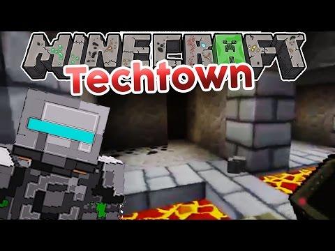 Gefängnis in der Achterbahn! - MC: Techtown Ep.92 - auf gamiano.de