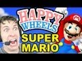 Happy Wheels - SUPER MARIO - Part 22