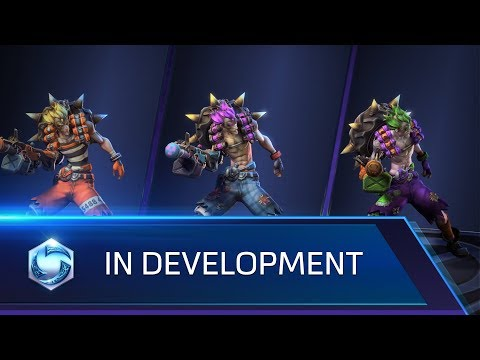 In Development: Junkrat, Hallow's End, and More!