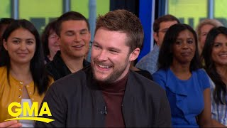 Jack Reynor dishes on new thriller 'Midsommar' | GMA