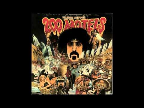 Frank Zappa - Semi-fraudulent/direct-from-hollywood Overture