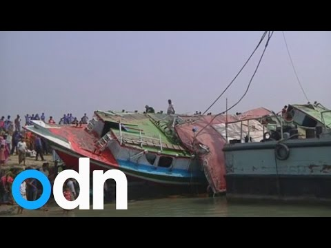 Death toll rises to at least 70 in Bangladesh ferry disaster