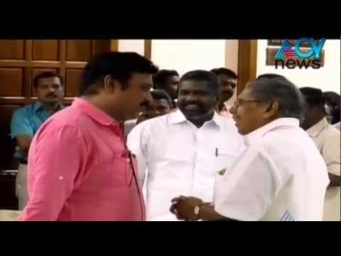 Vayalar Ravi, PV Abdul Wahab & KK Ragesh Elected To Rajya Sabha