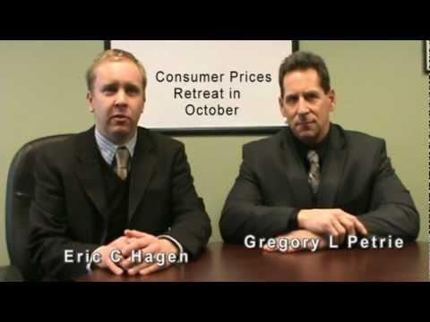 11/21/11 - Weekly Update HAPPY THANKSGIVING!  ~Consumer Prices Retreat, Gold/Oil Slide, Stocks Lose