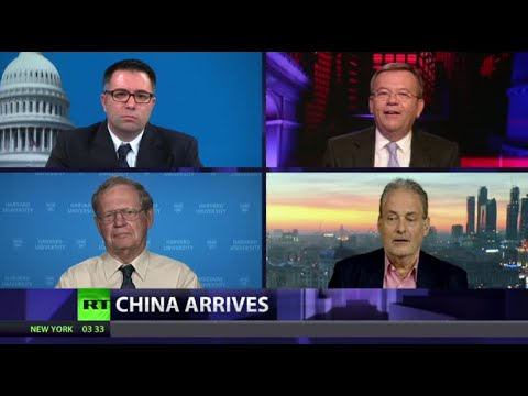 CrossTalk: China finally arrives on world stage?