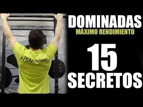 DOMINADAS: 15 SECRETOS PARA EL MÁXIMO RENDIMIENTO