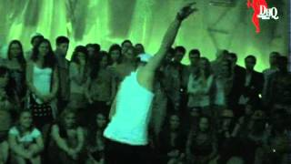 DHQ Russia`12 (Dancehall King) Ruslan Maliev vs Nikolas - Battle