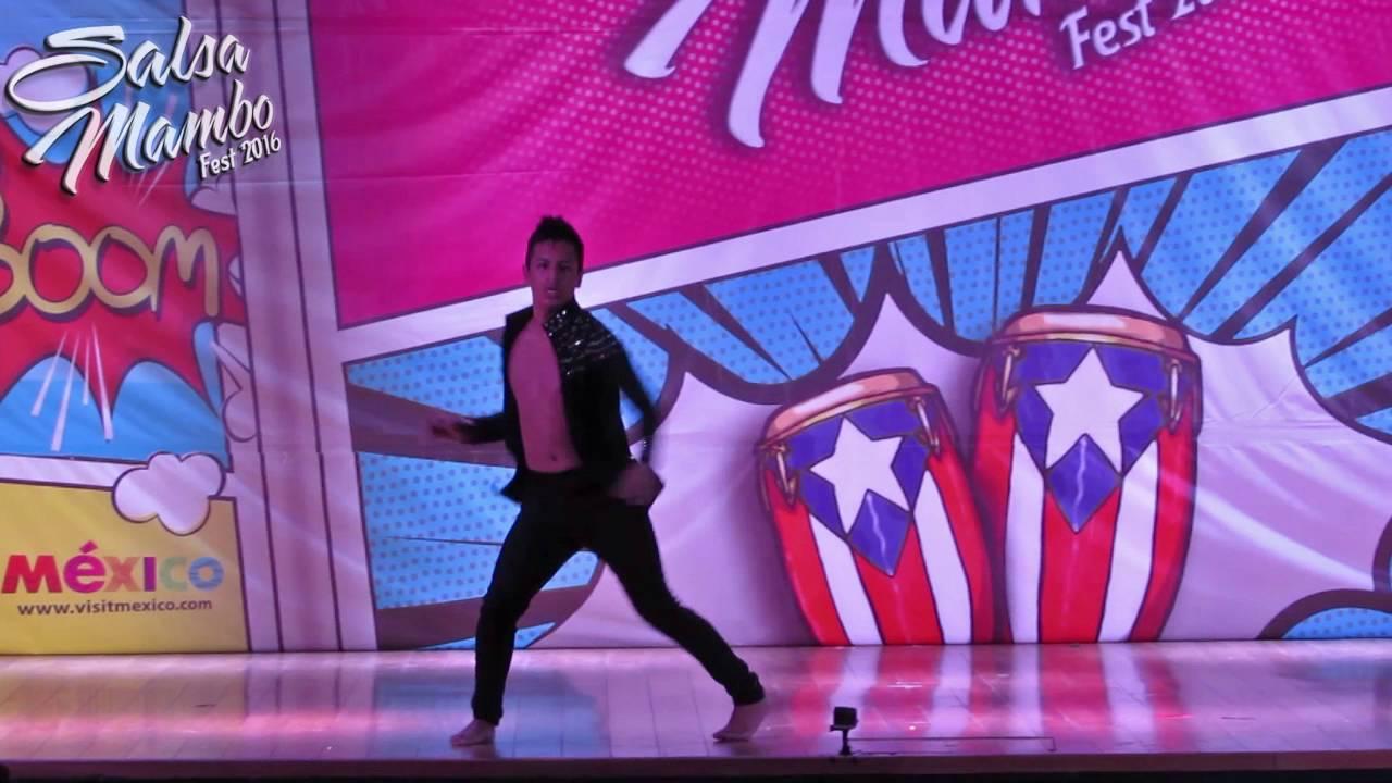 Johan Velasquez | Salsa Mambo Fest 2016