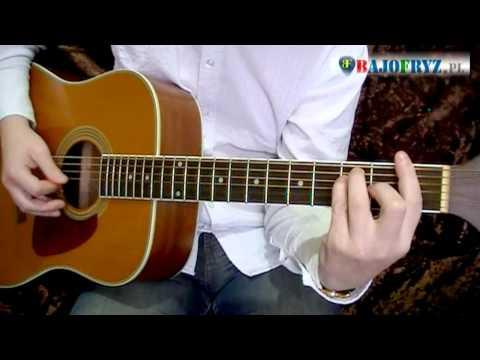 Jak Zagrać Na Gitarze: Universe - Wołanie Przez Ciszę