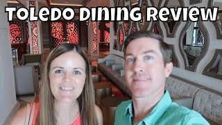 Toledo Dining Review With Friends at Gran Destino Tower - Walt Disney World 2019