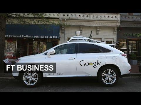 A ride in a driverless car