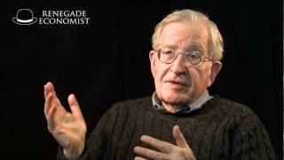 Noam Chomsky - on Darwinism
