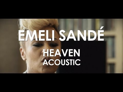 Emeli Sandé - Heaven - Acoustic [ Live in Paris ]