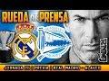 Real Madrid - Alavés Rueda de prensa de Zidane (23/02/2018)   PREVIA LIGA JORNADA 25 MP3