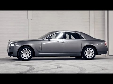 Rolls Royce Ghost Series II review