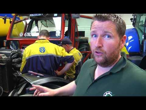 GRASSMEN TV - Twist of Fiat Extra Content:  110-90 Turbo Installation