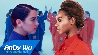 Dua Lipa - IDGAF (Irreplaceable Remix) ft. Beyoncé