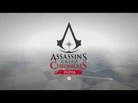 Assassin's Creed Chronicles India - 1° Fase - O Coração do Assassino
