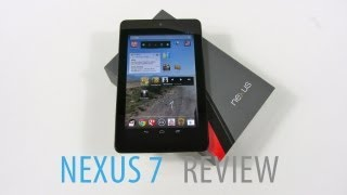 Google Nexus 7 review - English (Full HD)